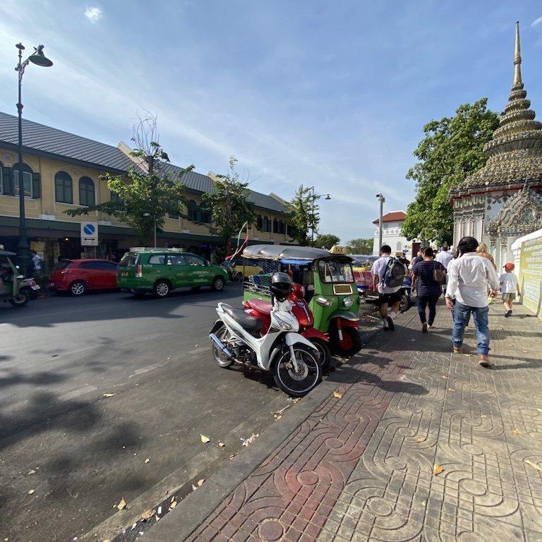 Zu den Sehenswürdigkeiten von Bangkok