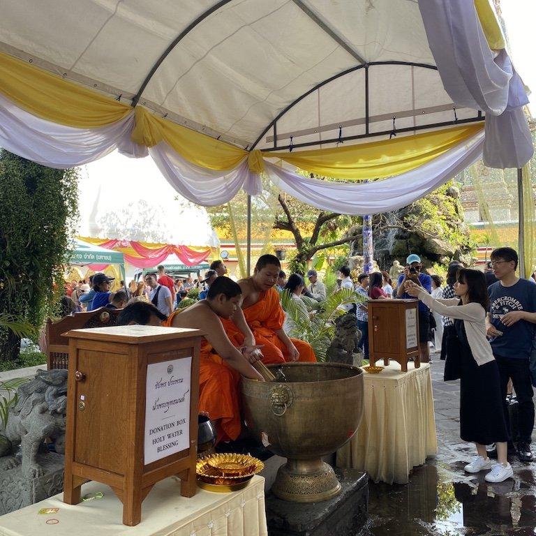 Bangkok erleben und sehen, Wat Pho und liegender Buddha
