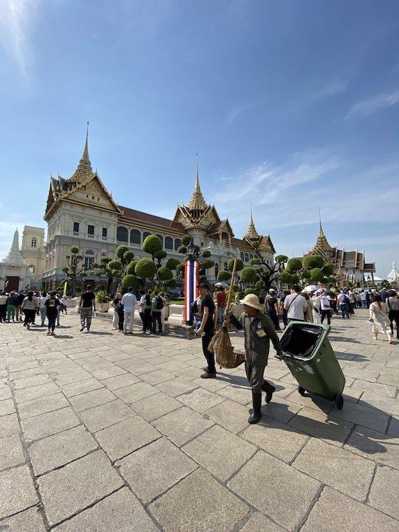 Sehenswürdigkeiten von Bangkok, Grand Palace