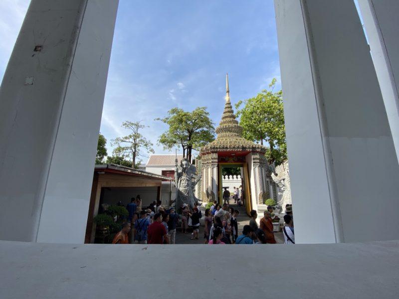 Highlight von Bangkok, Wat Pho Besuch