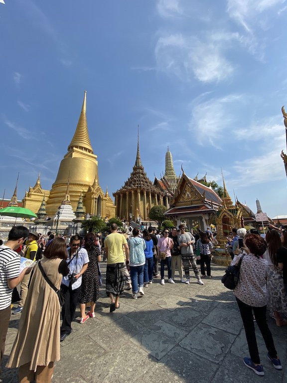 Highlights von Bangkok, Grand Palace