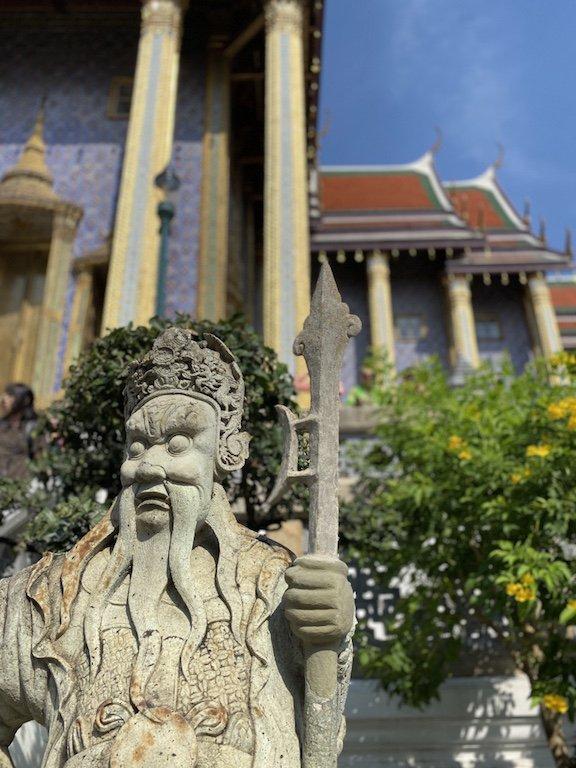 Sehenswürdigkeiten von Bangkok sehen, Grand Palace