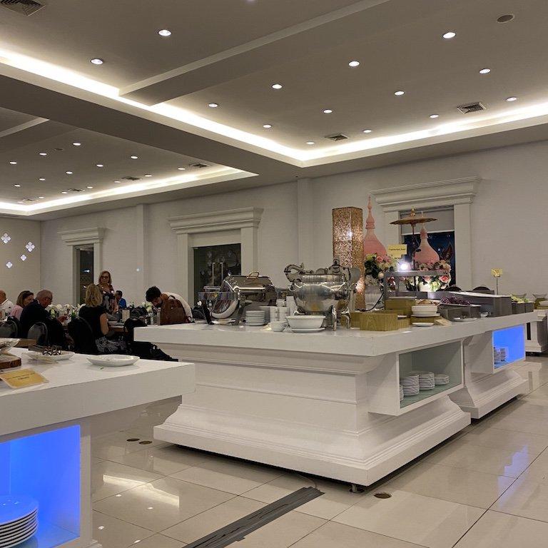 Highlights von Bangkok, Niam Siramit Sawasdee Restaurant
