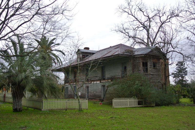 Besuch der Laura Plantation Louisiana - Haus Nanette