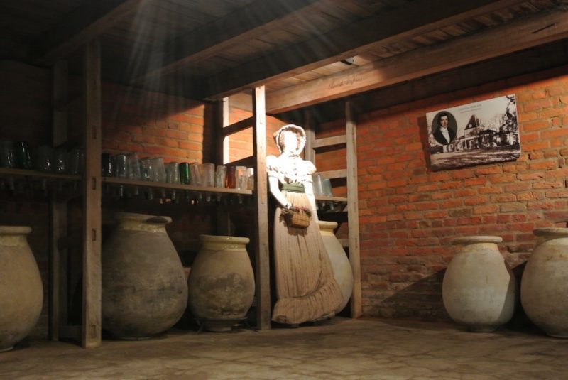 Besuch der Laura Plantation Louisiana Keller