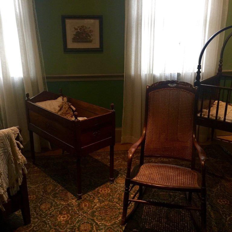 Besuch der Laura Plantation Louisiana in der Villa