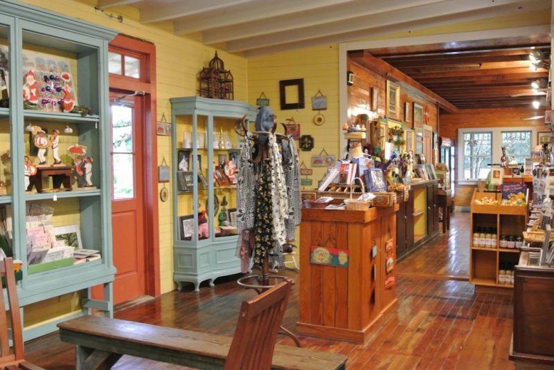 Besuch der Laura Plantation Louisiana im Souvenirshop
