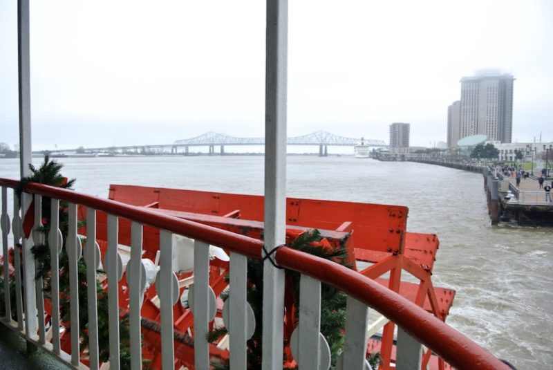 New Orleans Mississippi Dampfschiff Tour