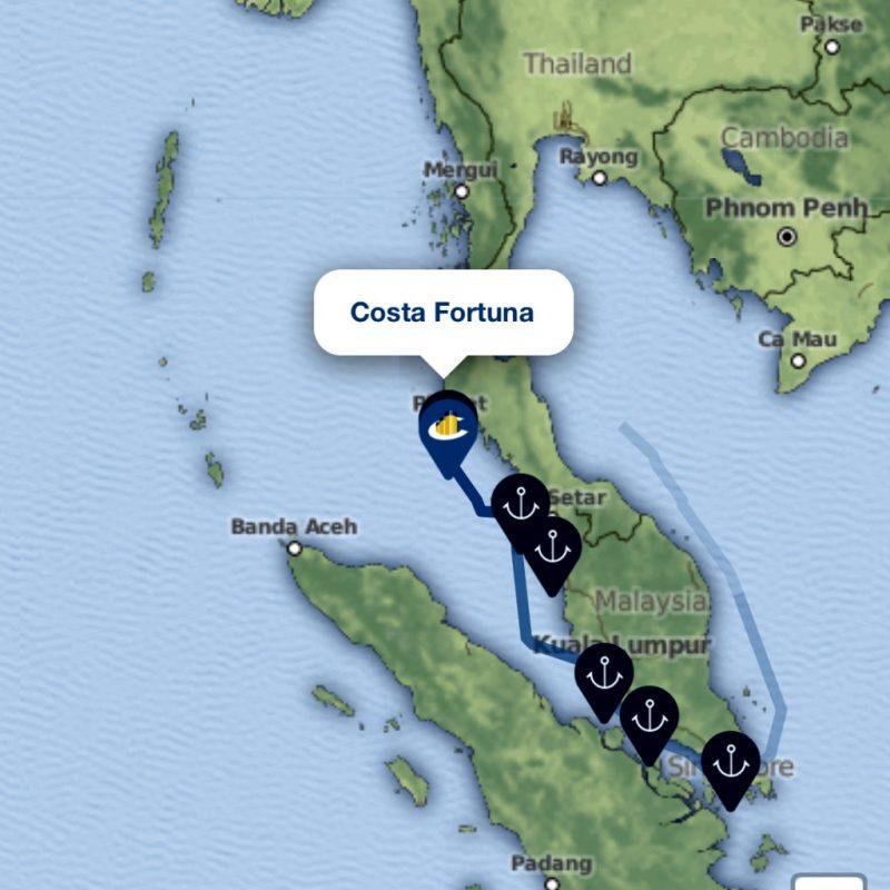 Phuket auf eigene Faust - eine Kreuzfahrt in Südostasien