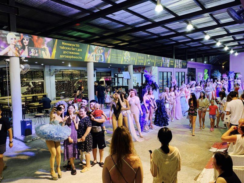 Phuket auf eigene Faust - eine Kreuzfahrt in Südostasien. Unterwegs in Patong Beach und Ladyboys des Simon Cabaret.