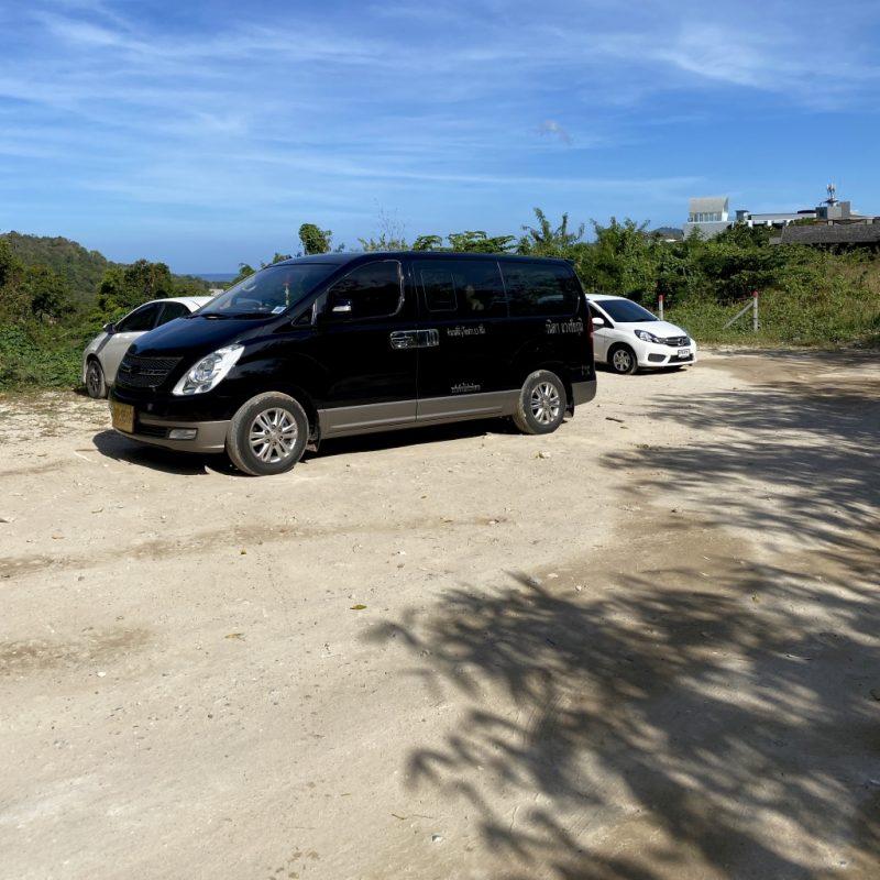 Phuket auf eigene Faust - eine Kreuzfahrt in Südostasien. GrabTaxi zur Freedom Beach.