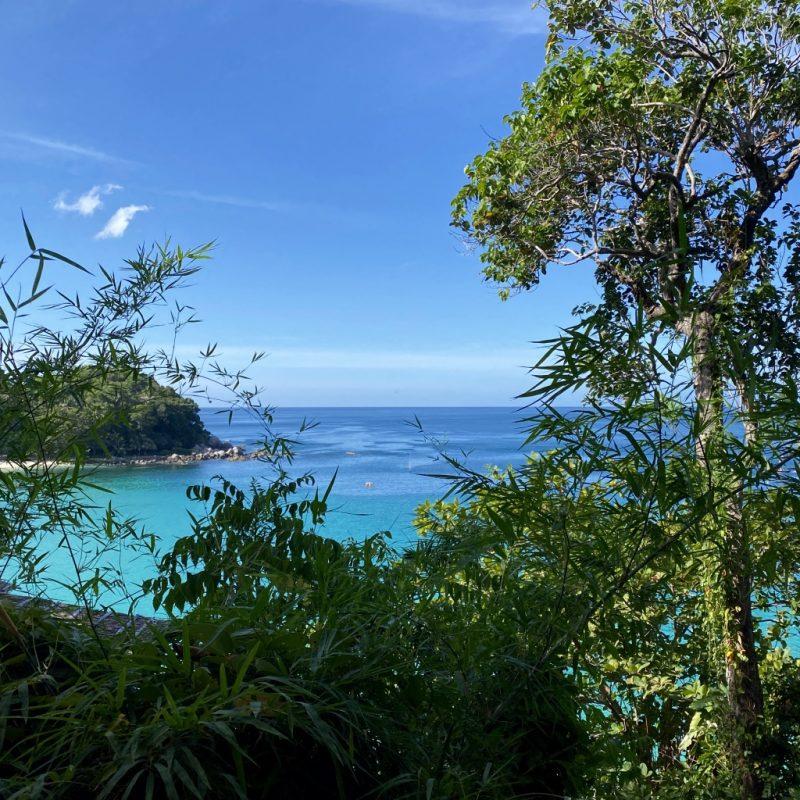 Phuket auf eigene Faust - eine Kreuzfahrt in Südostasien. Freedom Beach.