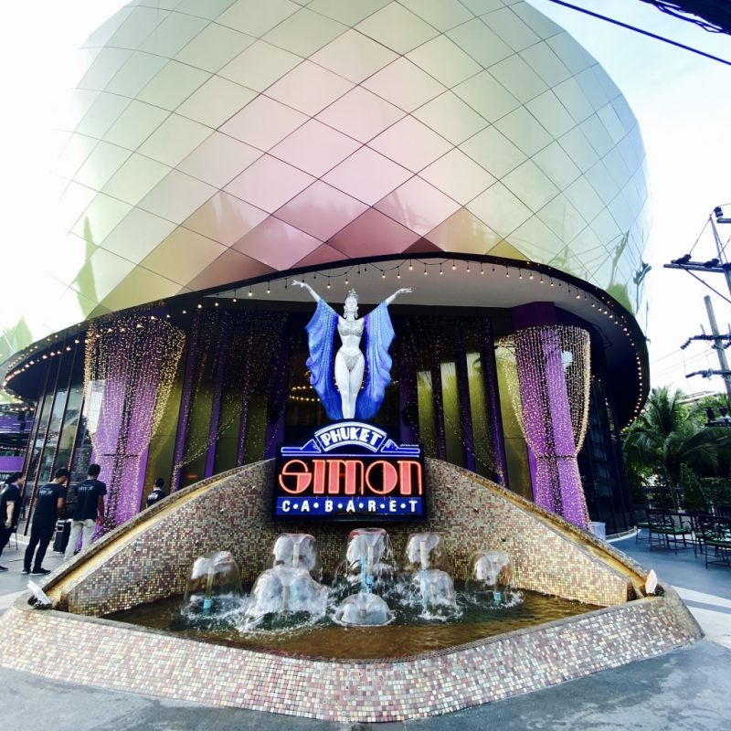 Phuket auf eigene Faust - eine Kreuzfahrt in Südostasien. Unterwegs in Patong Beach und das Simon Cabaret.