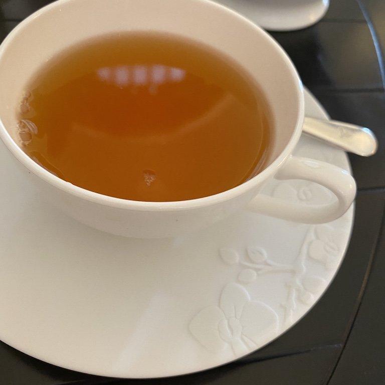 Raffles Afternoon Tee - Essen und Tee