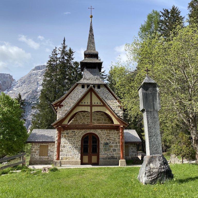 Pragser Wildsee - Kirche