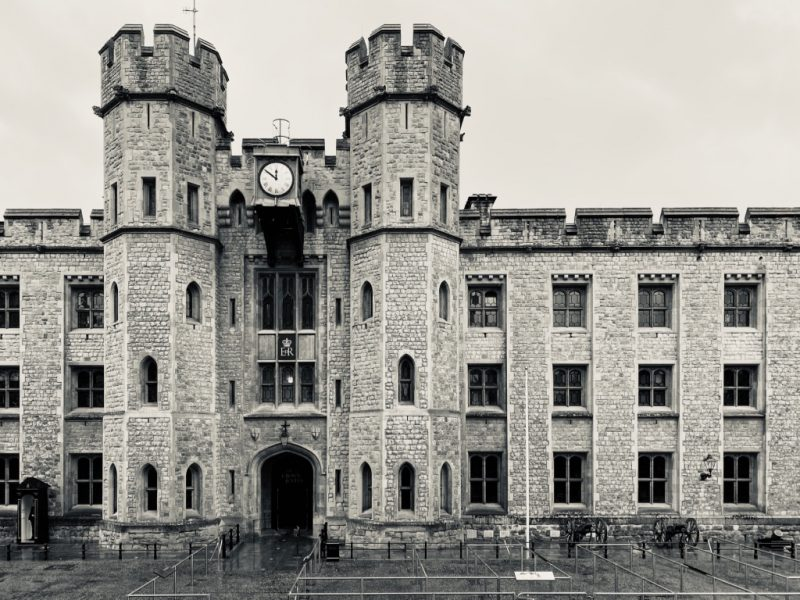 Zu Besuch im Tower of London