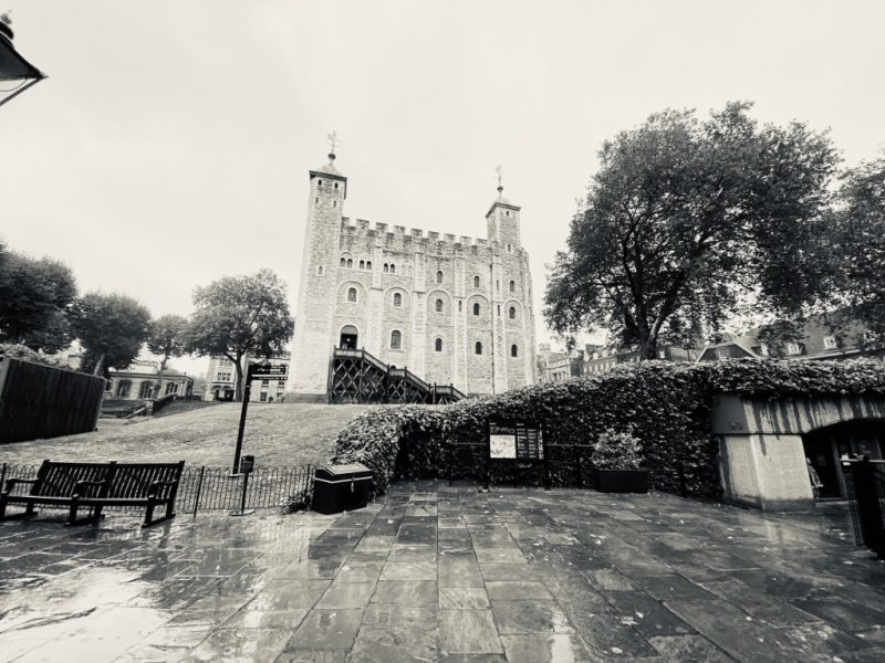 White Tower im Tower of London