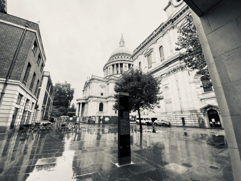St. Paul's Kathedrale Aussenansicht