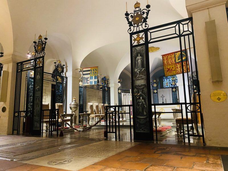 St. Paul's Kathedrale in der Krypta