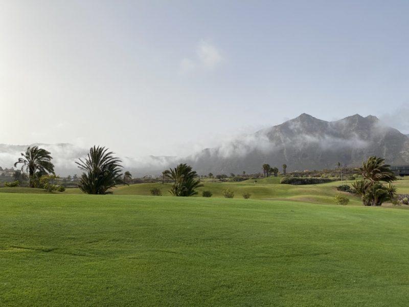 Golfplatz bei Buenavista del Norte auf Teneriffa