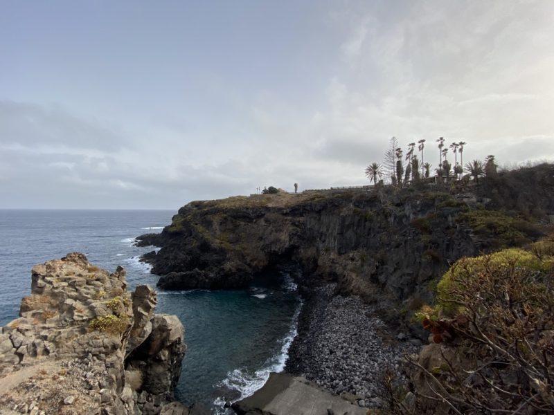 Küste bei Buenavista del Norte auf Teneriffa
