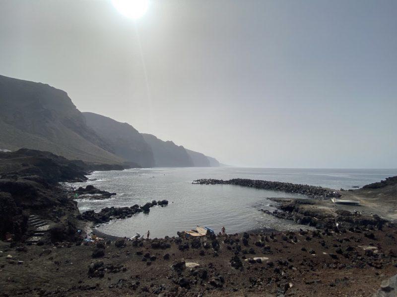 Panorama bei Punta de Tenor auf Teneriffa