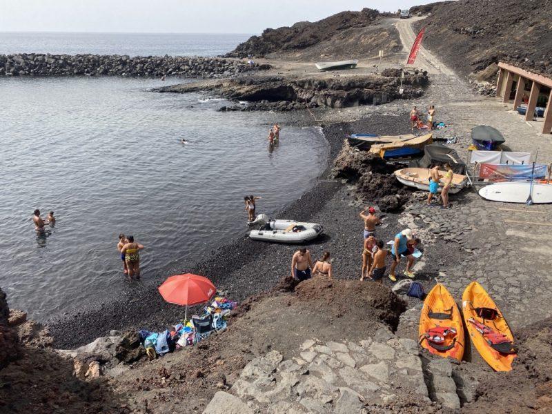 Strand bei Punta de Teno