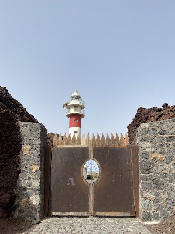 Leuchtturm von Punta de Teno auf Gran Canaria