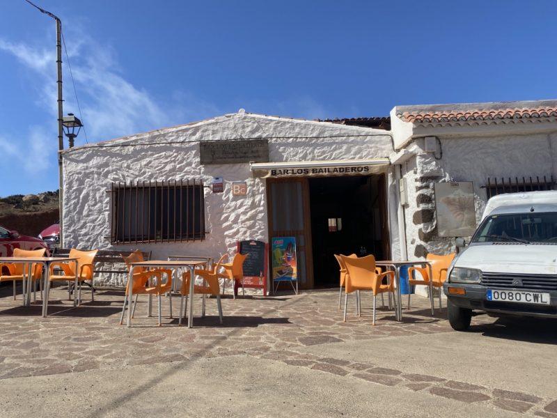 Bar in Teno Alto