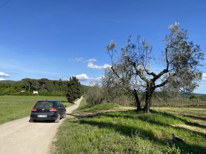 Roadtrip in Italien und das Chianti
