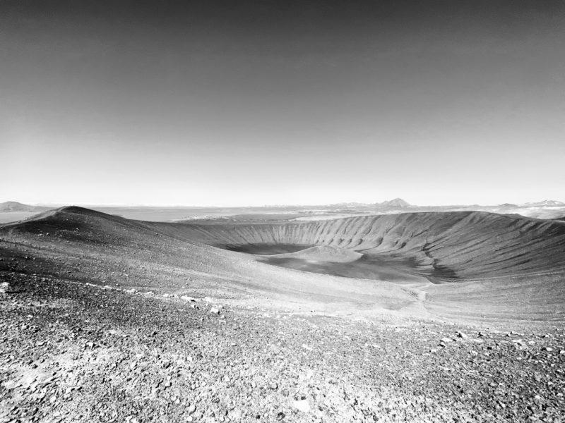 Island Highlights - Hverfjall Krater