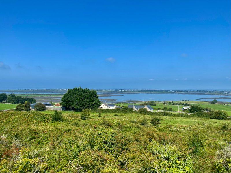 Landschaft an der Westkueste von Irland