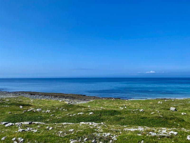 Westkueste der Insel Irland