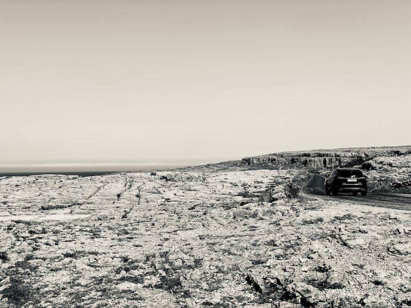 Landschaft bei The Burren Nationalpark